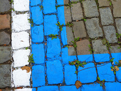 ... zône bleue ...