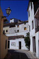 A back street in Chinchon