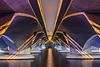 The Magical Esplanade Bridge