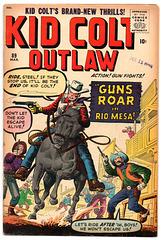 Guns Roar in Rio Mesa!