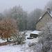 """""""La Petite Maison"""" : petite neige"""