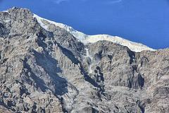 Gletscherabbruch am Ortler  (Note)