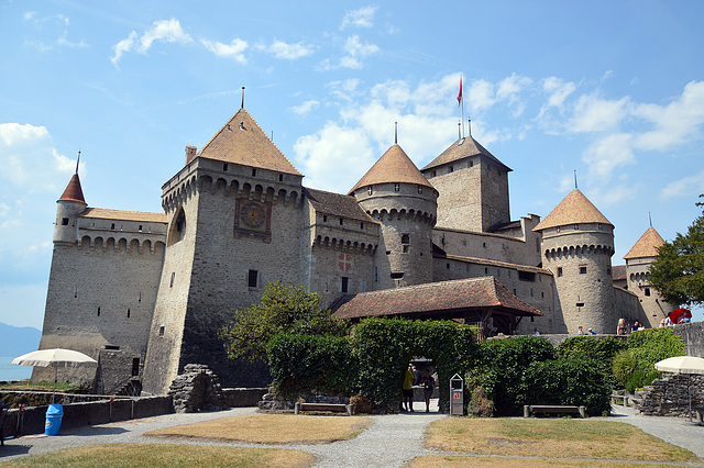 Schloss Chillon
