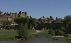 La Cité à Carcassonne