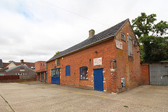 Former Stable behind the White Hart, Thoroughfare, Halesworth, Suffolk