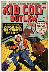 The Capture of Kid Colt!