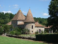 Château de Ferriéres 16 Montbron