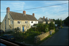 houses in Combe