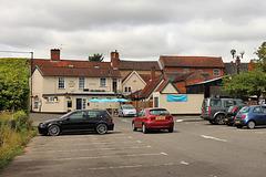 The White Hart, Thoroughfare, Halesworth, Suffolk - Rear Elevation