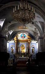 Corse-2018 : Eglise de l'Annonciation, Corte [Corti]