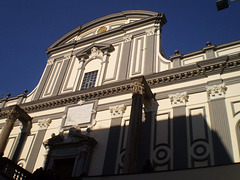 Basilica of Saint Paul Major.