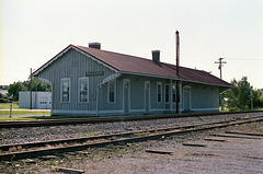 Dahlgren Train Depot