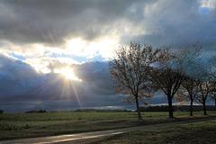 un rayon de soleil