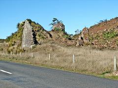 Large Rocks.