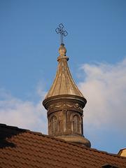 Top of Cistercian Church
