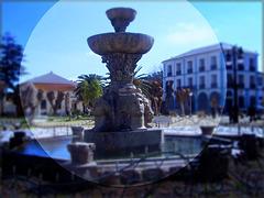 Vasque Romaine de Cherchell