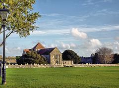 St Mary's Church ~ Porchester Castle
