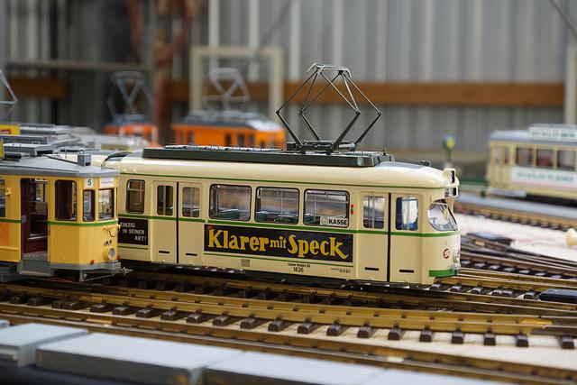 Straßenbahn Wuppertal Spur II 070