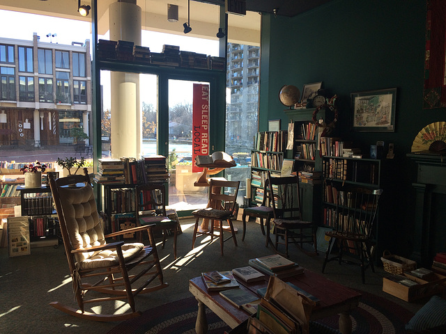 Reston's Used Book Shop - Reston, VA