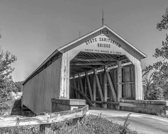 1913 State Sanatorium Bridge