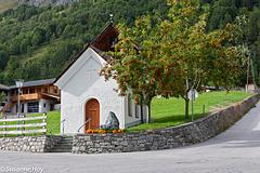 Antoniuskapelle im Herbst - Chapel of Anthony in autumn