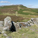 'Higger tor' from 'Carl Wark' iron age hill fort.