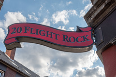 20 Flight Rock