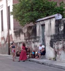 Street chat