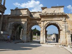 Ephesus- South Gate of the Agora