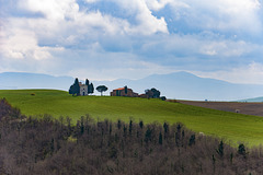 Magia in Val D'Orcia