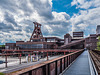 """Zeche Zollverein / """"Zollverein"""" Colliery (4 x PIP inside)"""