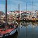 Urk harbour