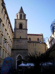 Church of Saint Peter in Maiella.