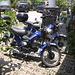 Jumelles Demac joliment codées / Demac motorbikes twins