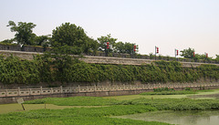 Zhenhai Sea Wall