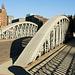 Hamburg Speicherstadt: Neuerwegsbrücke