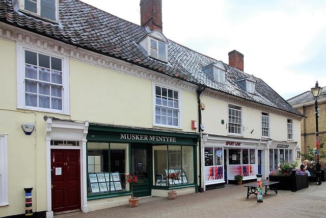 Nos.15-17 (cons) Thoroughfare, Halesworth, Suffolk