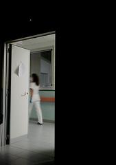 Notturno in corsia di ospedale