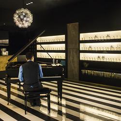 ¿Qué hace Chopin en una perfumería?