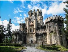 Construire des châteaux en Espagne