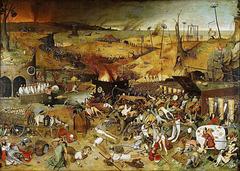 Le Triomphe de la Mort (1562)