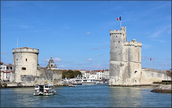 La Rochelle (17) 26 septembre 2015.