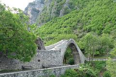 Greece - Konitsa bridge