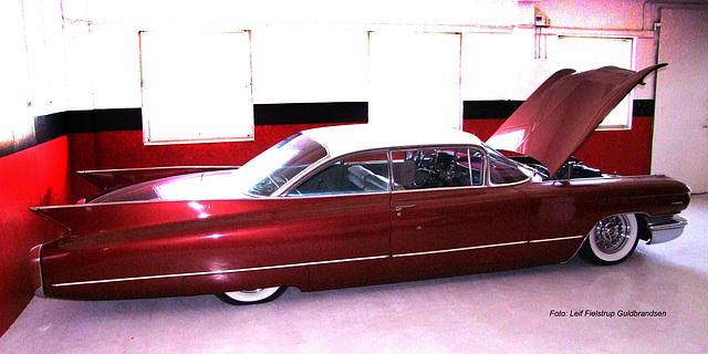 1960 Cadillac Serie 62.