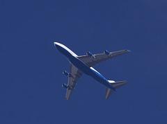 Dubai Air Wing Boeing 747-400F