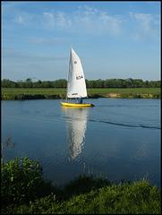sailing at Medley