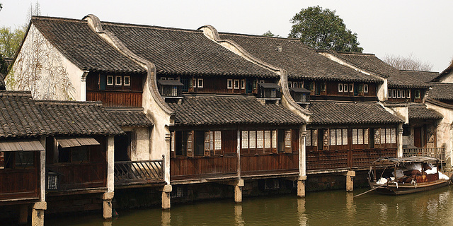 Homes In Wuzhen