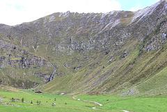 Einsam gelegene Alm am Talschluss des Altfasstals (PIP)
