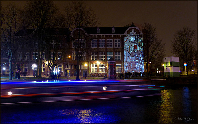 Amsterdam Light Festival... 1