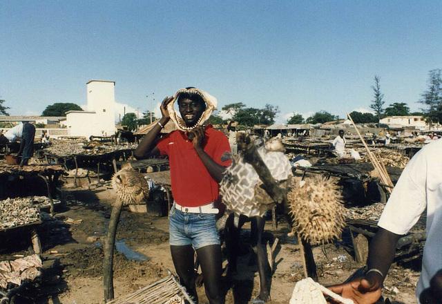 Senegal, M'Bour, 1985/6